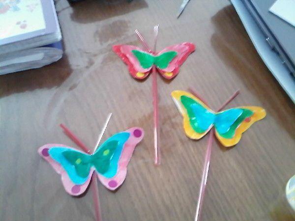 Les animaux page 2 - Papillon maternelle ...